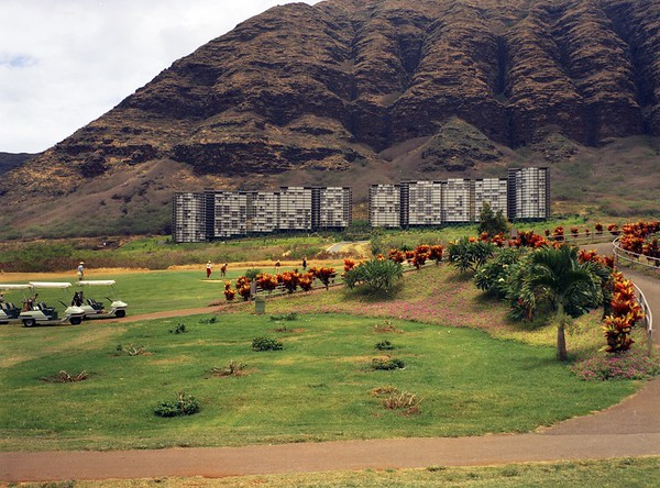 Makaha Valley Towers, Waianae, Hawaii, 1972