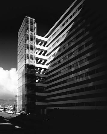 Condominiums, Univ. Ave., Honolulu, Hawaii, 1971