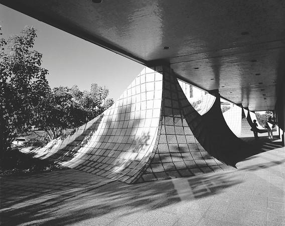 CNA building, Los Angeles, Calif., 1971