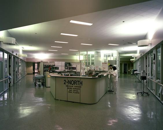 Naval Medical Center, San Diego, Calif., 1993