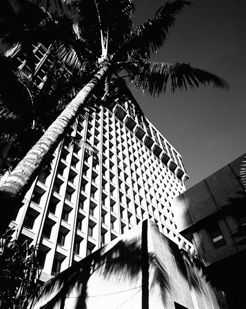 Financial Plaza, Honolulu, Hawaii, 1971