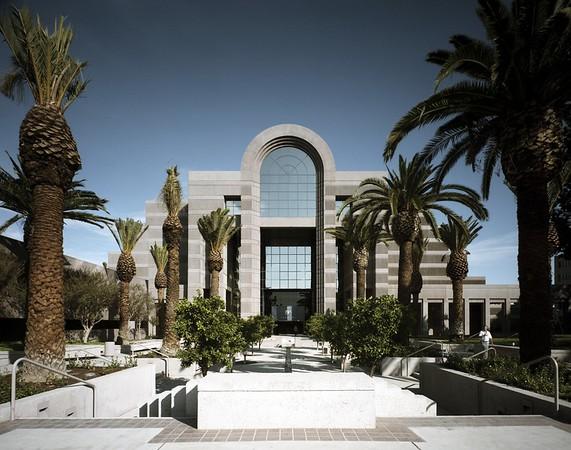 San Bernardino County Government Center, Calif., 1984