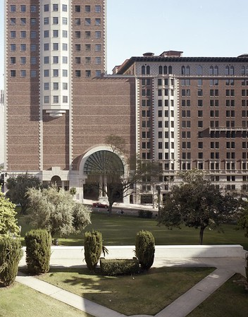 Biltmore Hotel tower, Los Angeles, Calif., 1988