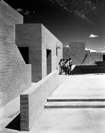 Hopi Cultural Center, 2nd Mesa, Ariz., 1972
