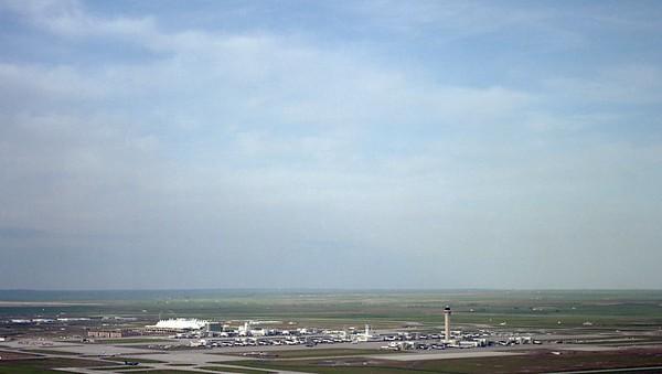 Denver International Airport, Colo., 1995