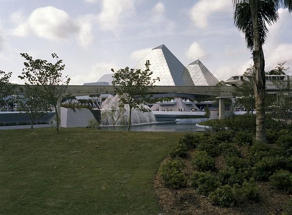 Epcot, Orlando, Fl., 1982