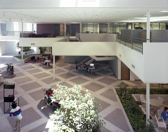 Kawasaki Motors, Irvine, Calif., 1986