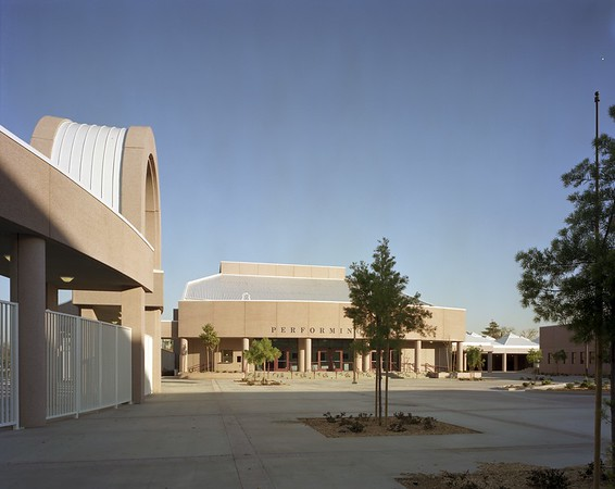 Lynwood High School, Lynwood, Calif., 1997