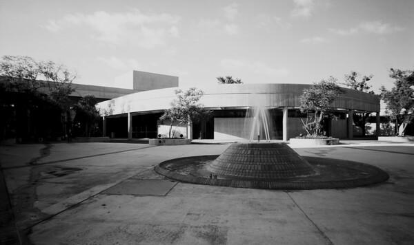 Ontario Civic Center, Calif., 1980