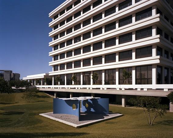 Pacific Mutual Plaza, Newport Beach, Calif., 1982
