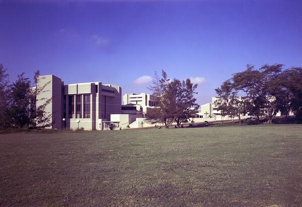 Business Schoool, Univ. of Hawaii, Honolulu, 1972