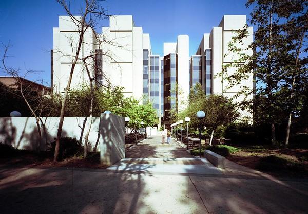 Molecular Biology Institute, UC, Los Angeles, 1976