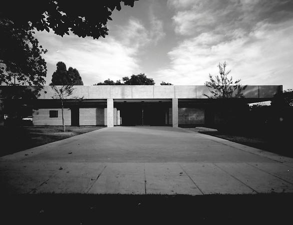 Pasadena Library, Calif., 1970