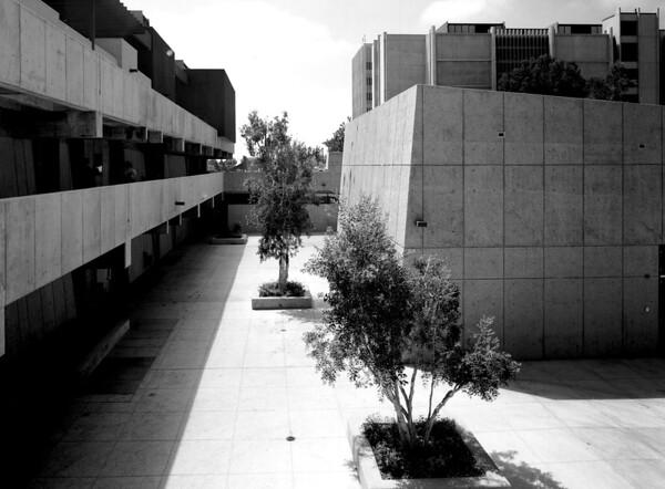 Mandeville Center UC San Diego, La Jolla, Calif., 1976