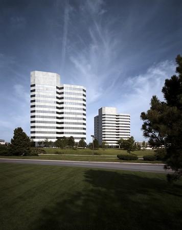 Milestone & Terrace Towers, Denver, Colo., 1986
