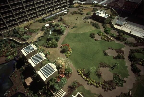 Kukui Gardens, Honolulu, Hawaii, 1977