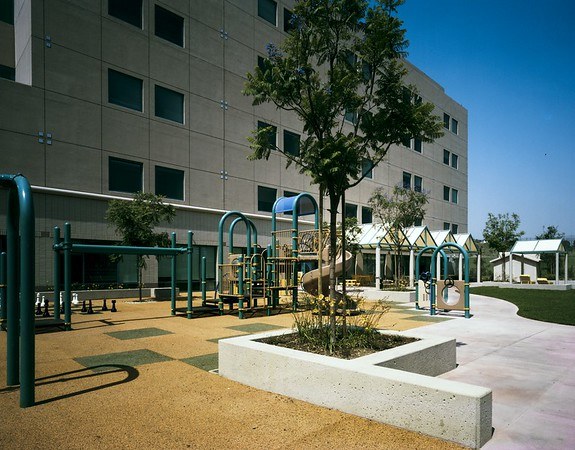 Edelman Children's Court, LA County, Calif., 1992