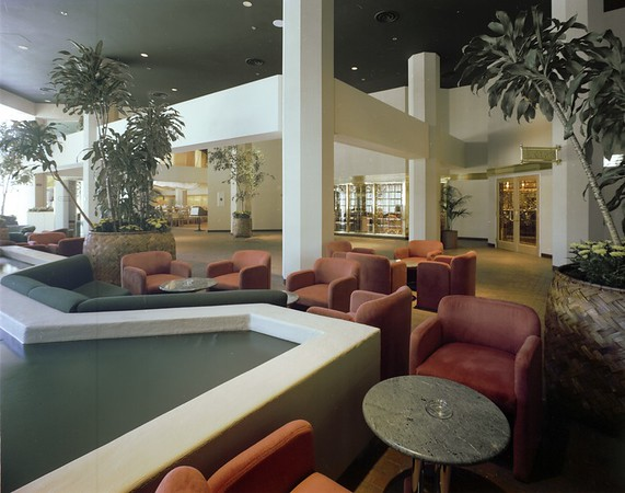 Sheraton Hotel, Los Angeles, Calif., 1981