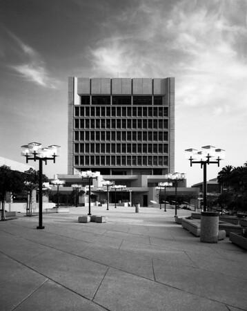Inglewood City Hall, Calif., 1976