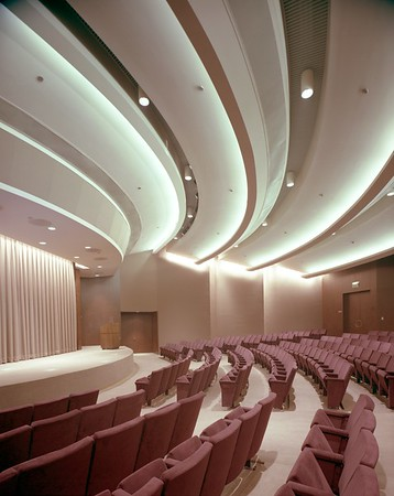 Crocker Center, Los Angeles, Calif., 1985