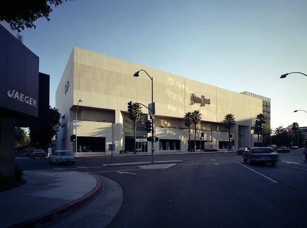 Nieman Marcus, Beverly Hills, Calif., 1980