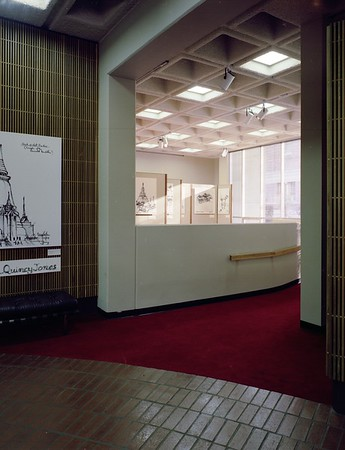 Annenberg School, USC, Los Angeles, Calif., 1980