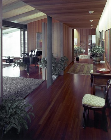 Morgan residence, Honolulu, Hawaii, 1976
