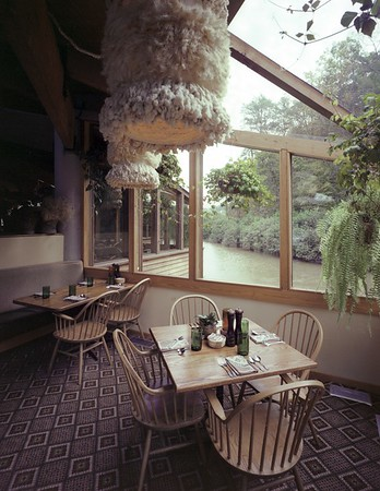 Cork & Cleaver restaurant, Atlanta, Ga., 1980