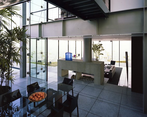 Rice residence, Glendale, Calif., 1993