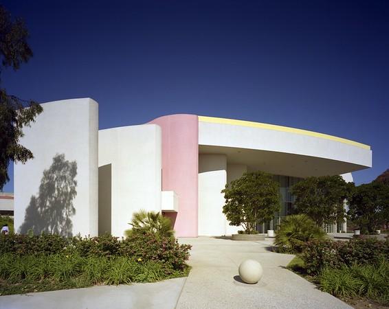 Carpenter Center, CSU, Long Beach, Calif., 1994