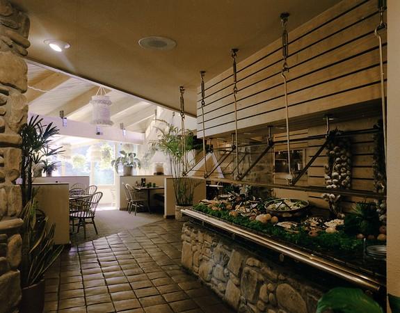 Cork & Cleaver restaurant, Atlanta, Ga., 1980