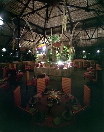 Hyatt Hotel, Bali, Indonesia, 1979