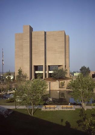 Civic Center, El Cajon, Calif., 1976
