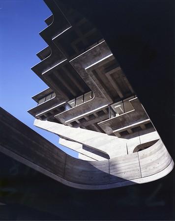 Library, UC San Diego, 1970