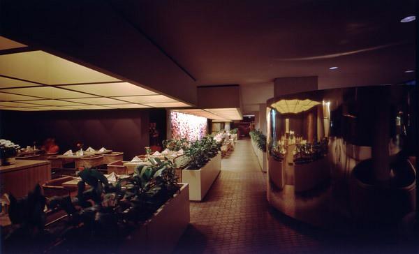 Bonaventure Hotel, Los Angeles, Calif., 1977