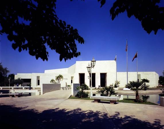 City Hall, Scottsdale, Ariz., 1972