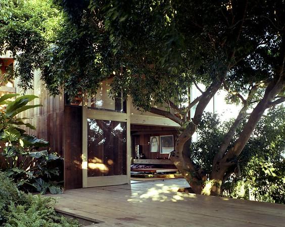 Au residence, Kailua, Hawaii, 1971