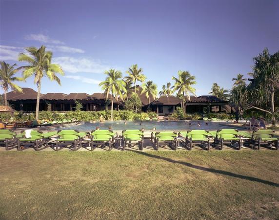 Regent Hotel, Denarau, Fiji, 1978