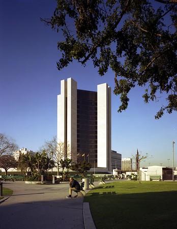 Civic Center, Long Beach, Calif., 1978