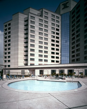 Hilton Hotel, Long Beach, Calif., 1992