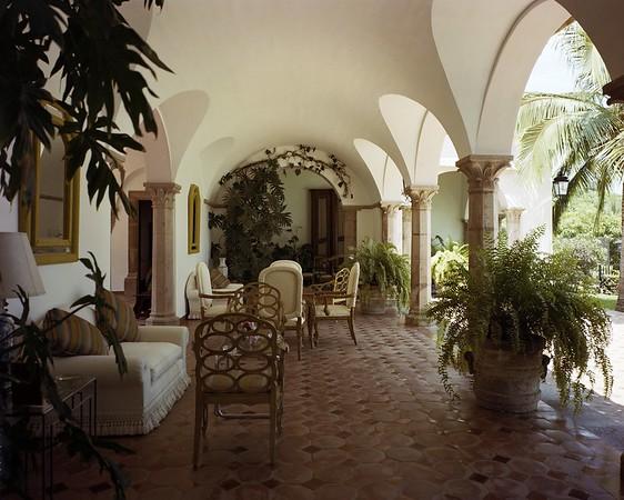 Azcarraga residence, Acapulco, Mexico, 1981