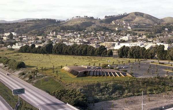 The Chart House, Ventura, Calif., 1981