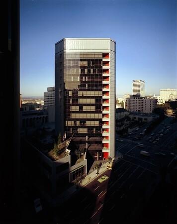 Linder Plaza, Los Angeles, Calif., 1974