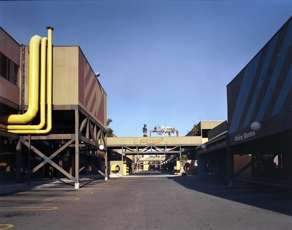 The Ward Warehouse, Honolulu, Hawaii, 1977