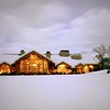 River Run Day Lodge, Ketchum, Idaho, 1997