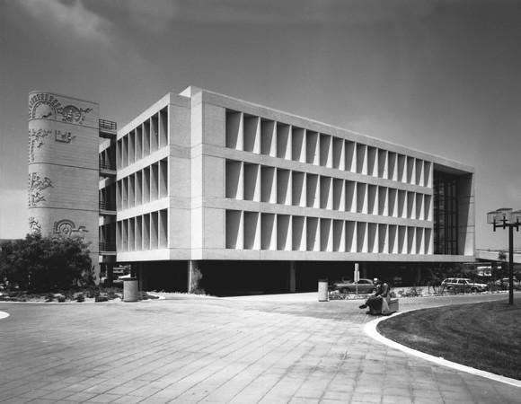 Inglewood Public Library, Calif., 1976