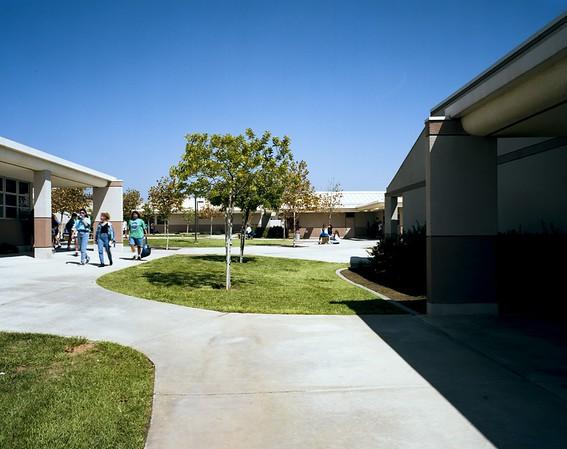 West Hills High School, Santee, Calif., 1993