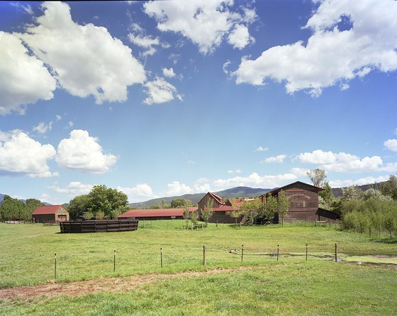 Wagon Trail Horse Ranch, Carbondale, Colo., 1998