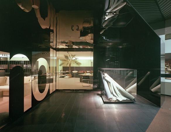 Knoll International Showroom, Santa Monica, Calif., 1981