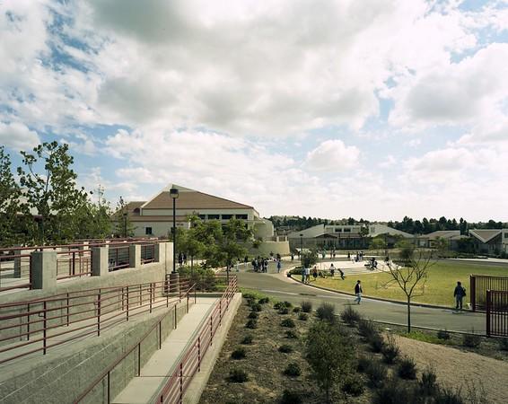 Mesa Verde Middle School, San Diego, Calif., 1994